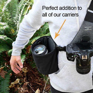 Add Lens Bucket for instant storage