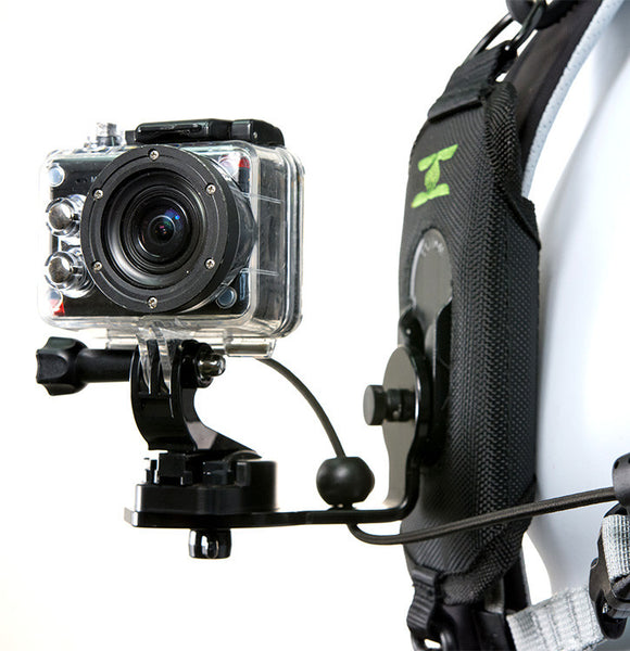 GoPro POV Bracket, Cotton Carrier GoPro, POV mount