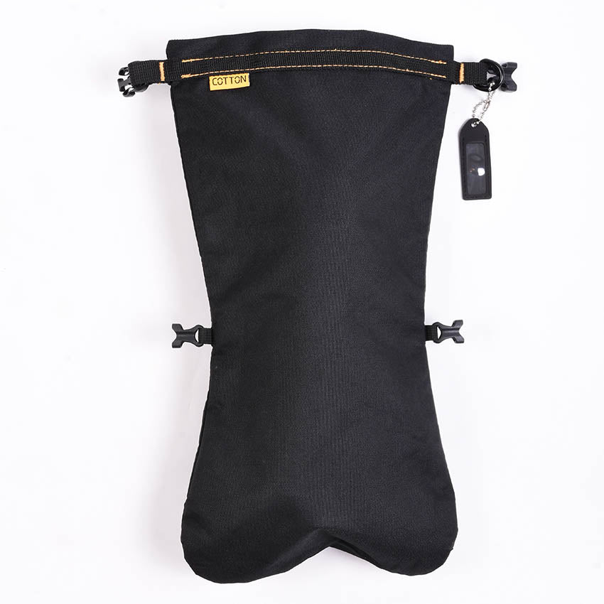 "Add DryBag Small 12.5"" (32 cm) tall"