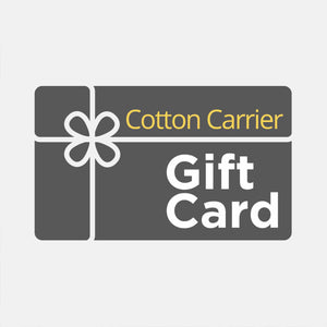 Cotton Carrier Gift Certificate