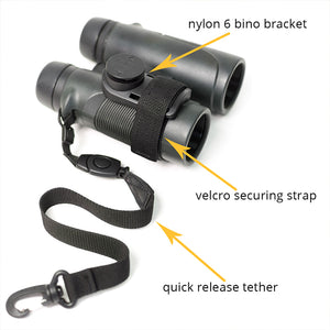 NEW Camo Skout  - For Binoculars - Sling Style Harness
