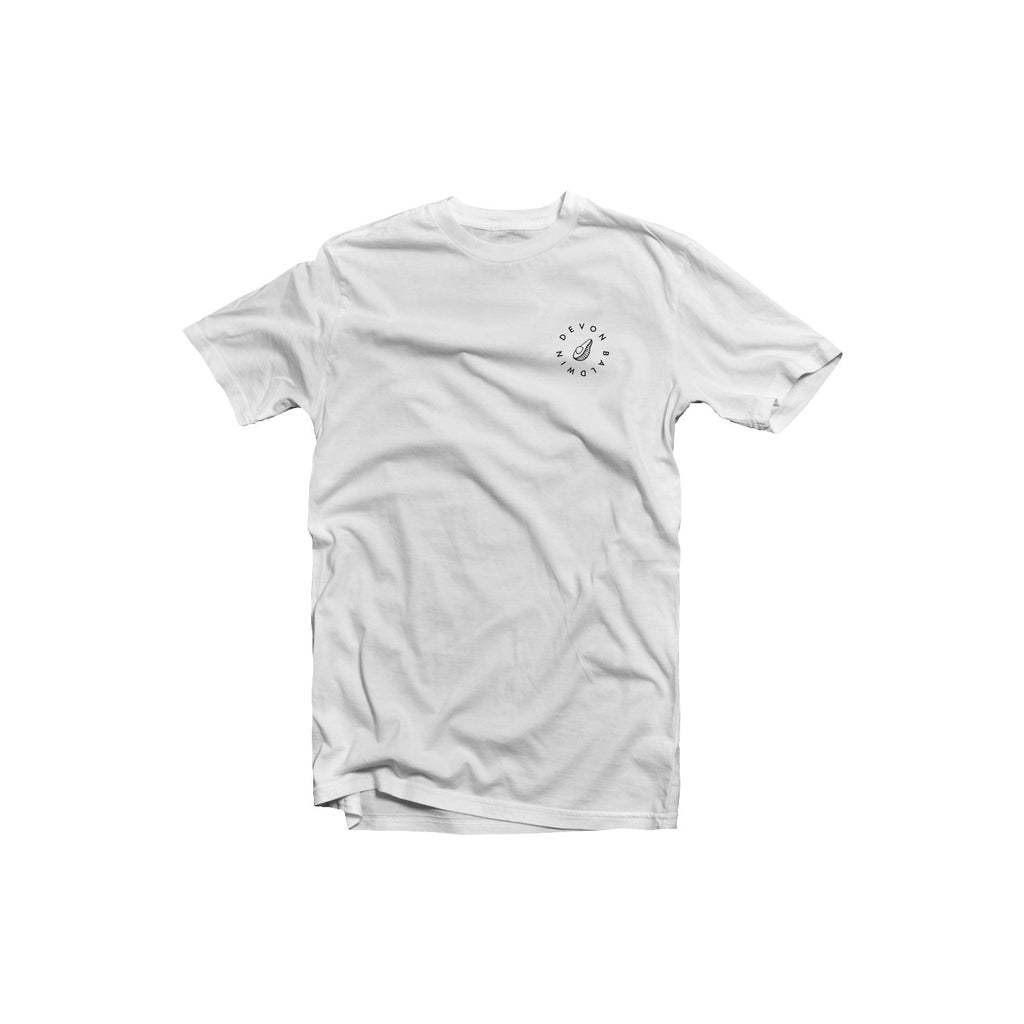 Devocado White Tee