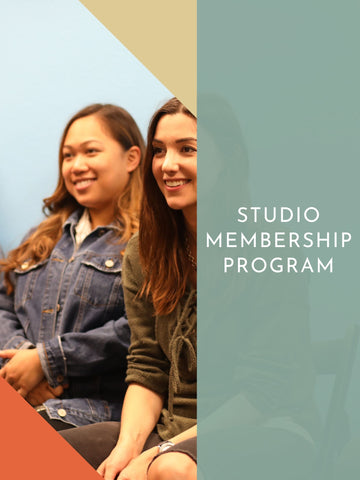 Studio Membership Program
