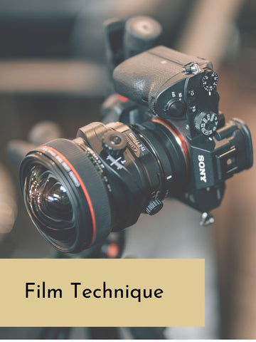 Specialty Course | Fall 19 | Film Technique | Wednesdays