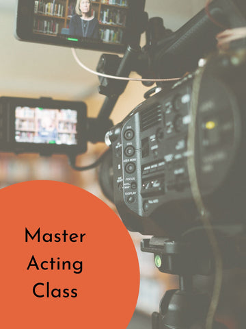 Industry Workshops | Master Acting Class | Sunday, December 1st