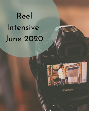 Specialty Course | Reel Intensive | TBA, June 2020