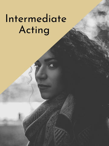 Intermediate Acting | Fall 19 Tuesdays Adult