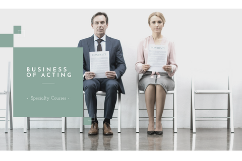 Business of Acting | Fall 20 | Thursdays, 6 Weeks