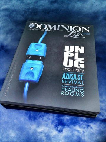 Dominion Life Magazine - Vol 1, Issue 1