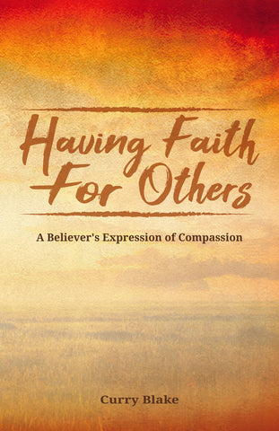 Having Faith For Others (Book)