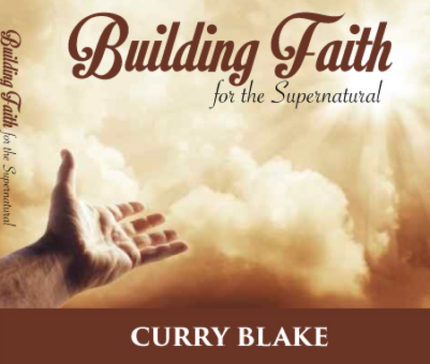 Building Faith For The Supernatural (4 DVDs)