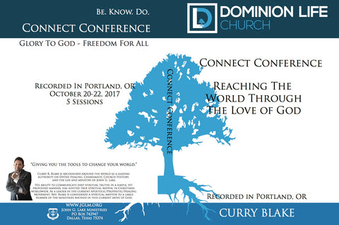 Connect Conference (MP3 disc)