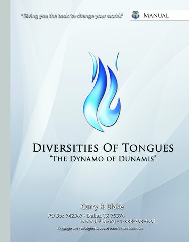 Diversities of Tongues (PDF)