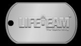 Life Team Dog Tags