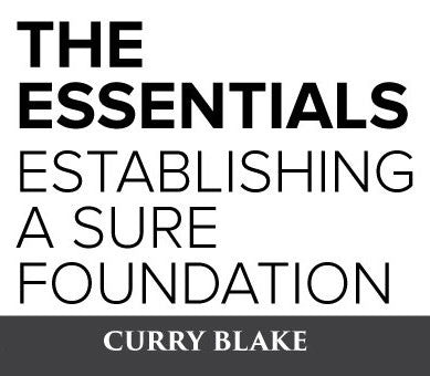 The Essentials- Establishing A Sure Foundation (4 DVDs & MP3s)