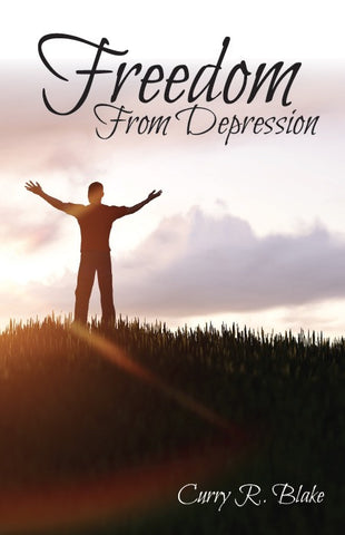 Freedom From Depression By Curry Blake (Booklet)