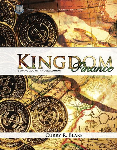 Kingdom Finance Manual (Physical Manual w/ MP3 disc)