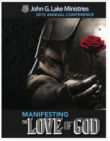 Manifesting The Love Of God (DVDs)