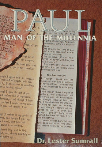 Paul: Man of the Millennia - Lester Sumrall