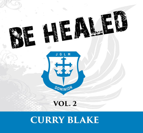 Be Healed Vol. 2 (DVD & MP3 disc)