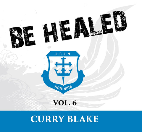 Be Healed Vol. 6 (DVDs & MP3 disc)