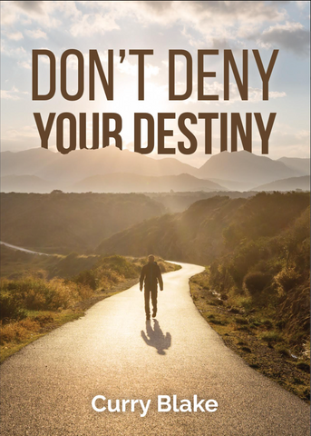 Don't Deny Your Destiny (Physical MP3 Disc)