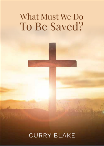 What Must We Do To Be Saved? (MP3 Download)