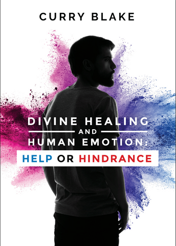 Divine Healing and Human Emotion: Help or Hindrance (Physical MP3 Disc)
