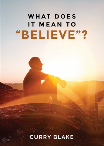 "What Does It Mean To ""Believe""? (MP3 Download)"
