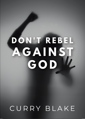 Don't Rebel Against God (Physical MP3 Disc)