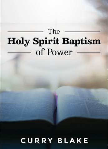 The Holy Spirit Baptism Of Power (Physical MP3 Disc)