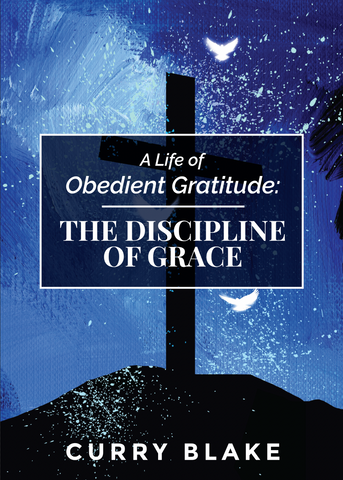 A Life of Obedient Gratitude: The Discipline of Grace (Physical MP3 Disc)