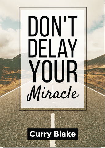 Don't Delay Your Miracle (Physical MP3 Disc)