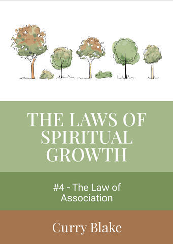 The Laws of Spiritual Growth: #4 The Law of Association (Physical MP3 Disc)