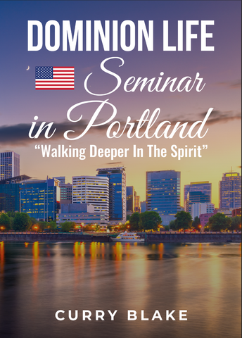 Dominion Life Seminar: Portland- Walking Deeper In The Spirit (Physical MP3 Disc)