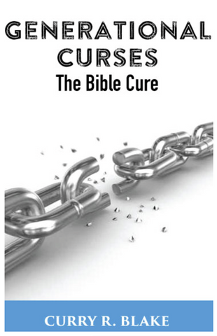 Generational Curses- The Bible Cure (Book)