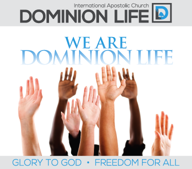We Are Dominion Life - By Curry Blake (CD)