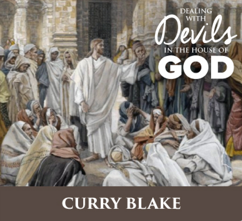 Dealing With Devils In The House Of God (DVDs)