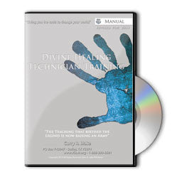 Divine Healing Technician Training (DVDs)
