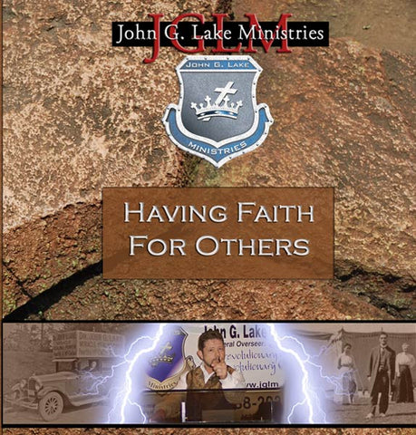 Having Faith for Others (CDs)
