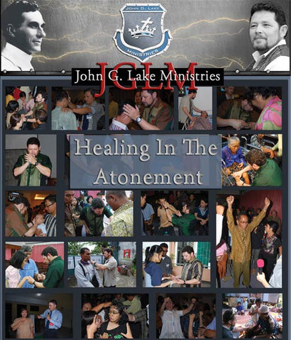 Healing in the Atonement (CDs)