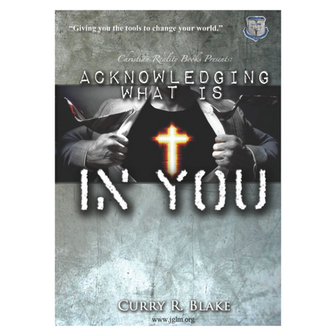 Acknowledging What Is In You (CD)