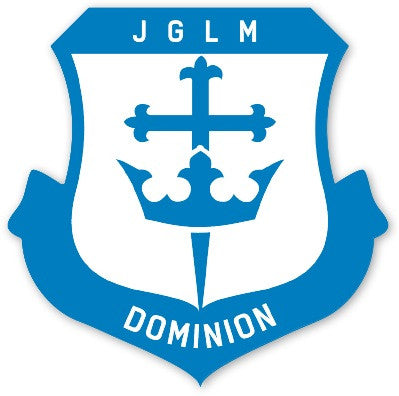JGLM Logo Decal
