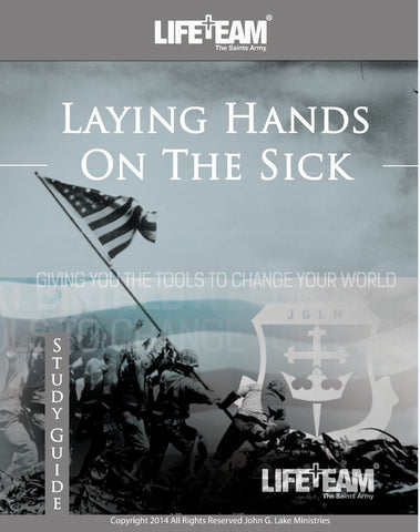 Laying Hands on the Sick (PDF+MP3)