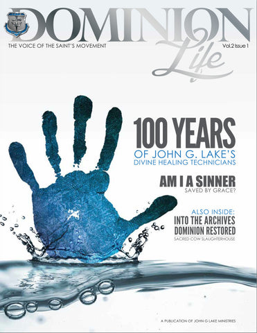 Dominion Life Magazine - Vol 2, Issue 1