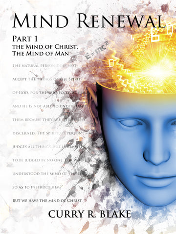 Mind Renewal Seminar Manual (Manual)
