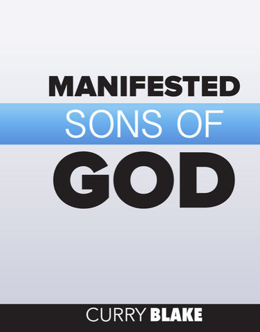 Manifested Sons of God (CDs)