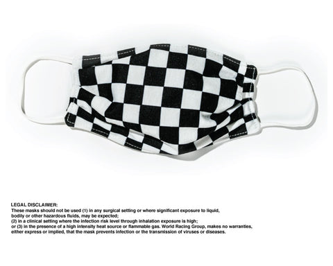 Checkered Face Masks