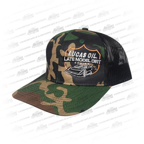 Lucas Checkered Wings Ladies Tank