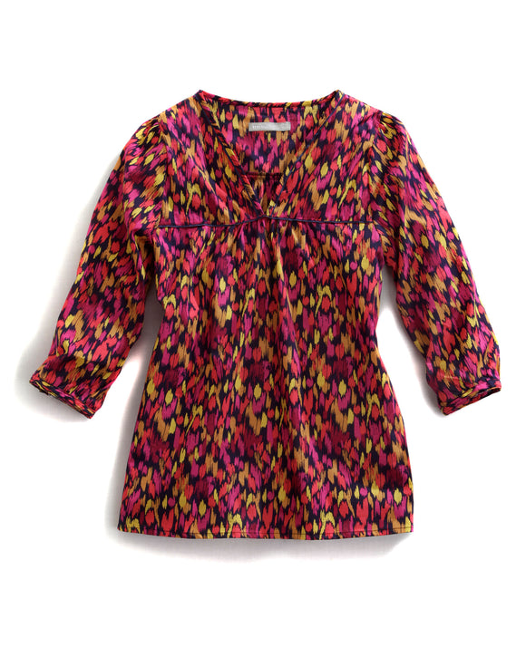 WOMENS LONG SLEEVE BLOUSE